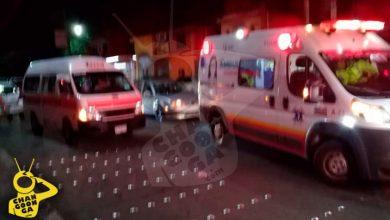 Photo of #Morelia Combi Frena De Fregadazo, Pasajeras Quedan Heridas; Iba A Exceso De Velocidad