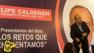 Photo of #Morelia Lona Con La Que Calderón Presentó Su Libro, Tenía Errores Ortográficos