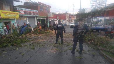 Photo of SSPTyVM En Alerta Para Salvaguardar La Integridad Física De Los Uruapenses