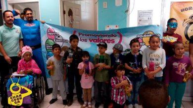 Photo of #Michoacán Niños Con Cáncer Aprenden Sobre Valores En Taller, En Hospital Infantil