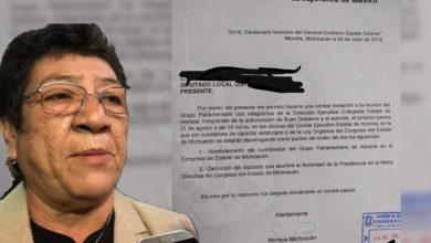 Photo of Dirigencia De MORENA, Nombra A Teresa López Coordinadora En El Congreso