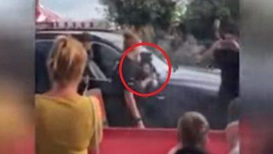 Photo of #Video Rompen Ventanas De Lujosa Camioneta Para Salvar A Perrito Encerrado