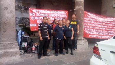 Photo of #Denunciamesta Abogado de los trabajadores del hotel Virrey denuncia anomalías en el proceso desde la Junta Local