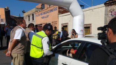 Photo of #Morelia No Son Retenes Para Multar Sino Para Informar De Verificación Vehicular