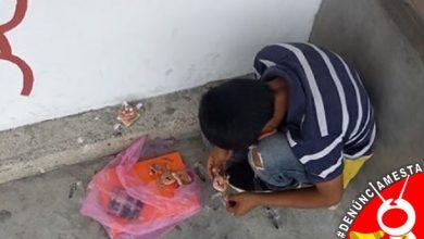 Photo of #Denúnciamesta Ayudemos a niño que pide dinero para poder comprar su mochila escolar