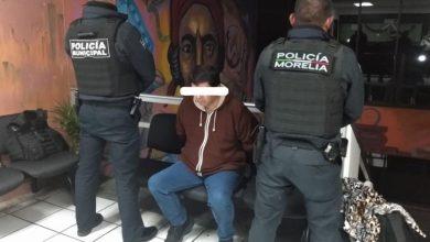 Photo of #Morelia Apañan A Ruco Por Acosar A Mujer En Sala De Espera De La TAM