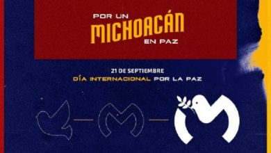 """Photo of Monarcas Jugará Esta Noche Con Emblema En Uniforme """"¡Por Un Michoacán En Paz!"""""""