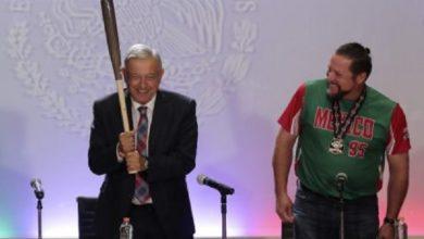 Photo of AMLO: Si Me Hubieran Becado Sería Beisbolista Y No Presidente
