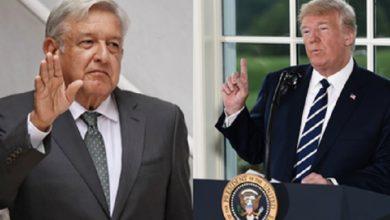 Photo of Trump Says: Estoy Usando A México Para Proteger Nuestra Frontera