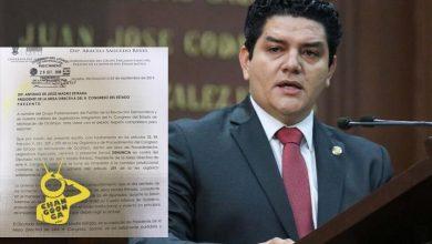 Photo of #Michoacán PRD Pide Destitución De Madriz Por Posicionamiento En Informe De Silvano