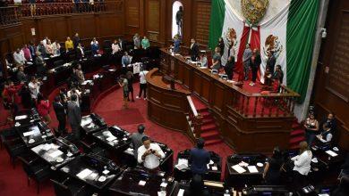 Photo of Aprueban Integración De La Mesa Directiva Para El Segundo Año Legislativo En El Congreso De Michoacán