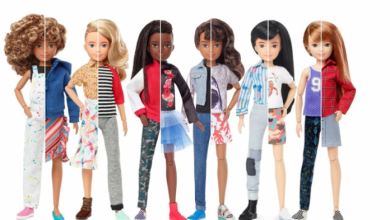 Photo of Barbie Lanza Línea De Muñecas Sin Género