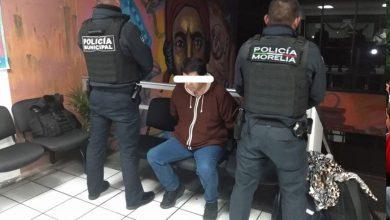 Photo of #Morelia Por Presunto Acoso Sexual Detienen A Señor En Terminal De Autobuses