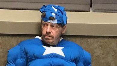 Photo of Detienen A Ladrón Disfrazado De 'Capitán América' En Pleno Robo