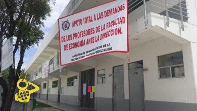 Photo of Facultad De Economía De UMSNH Sin Iniciar Semestre Por Paro Indefinido