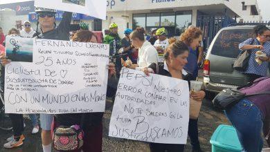 Photo of #Morelia Familiares De Ciclista Atropellado Por Camión De La Pepsi Bloquean Instalaciones