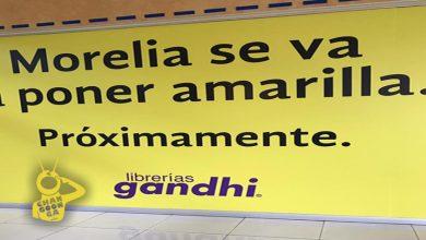 Photo of ¡Por Fin! Librerías Gandhi Llega A Morelia Este 30 De Septiembre