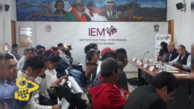 Photo of Sin Acuerdos Termina Sesión En IEM Con Autoridades Comunales De Sevina