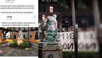 Photo of Pasa En México: Chavo Invita A Otros A Golpear Feministas Tras Protesta Proaborto