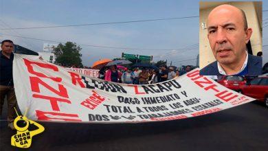 Photo of #Michoacán Marchas CNTE Ya No Deben Ser Por Falta De Pago: SEE