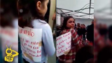 Photo of #Morelia Niegan Paso A Niños Y Mujeres Con Pancartas Contra Silvano Previo Al Grito