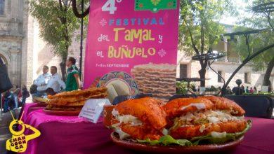 Photo of #Morelia Va Empezando El Mes Patrio Y Ya Anunciaron 'Festival Del Tamal Y Buñuelo'
