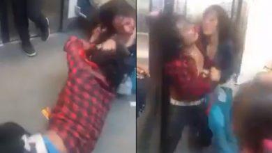 Photo of #Video Chava Se Agarra Del Chongo Con Vato En Metro Frente A Su Pequeña Hija