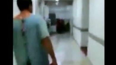 Photo of #Video Paciente Cansado De No Recibir Atención Se Sale De Hospital En Bata Y Con Suero