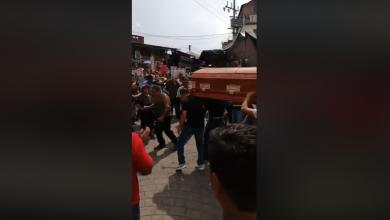 Photo of Pasa En México: Le Hacen Su Funeral… Con Mega Baile De Cumbia