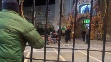 Photo of #CDMX Polis Salvan A Rata De Ser Linchado Por Tratar De Llevarse Limosnas De Iglesia