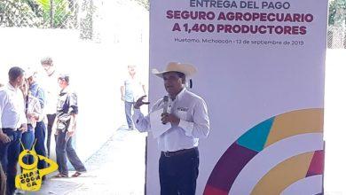 Photo of Silvano Pide A Campesinos No Se Gasten El Dinero Del Seguro Agropecuario En El Botanero