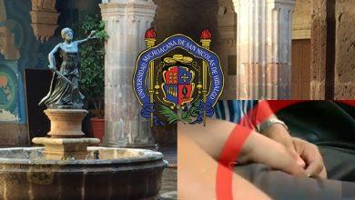 Photo of #Morelia Difunden Video Que Exhibe Acoso Sexual De Maestro De Derecho En UMSNH