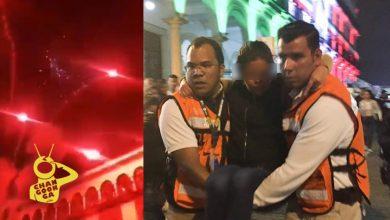 Photo of #Veracruz En Pleno Grito Fallas En Pirotecnia Deja Varios Heridos Y Un Muerto