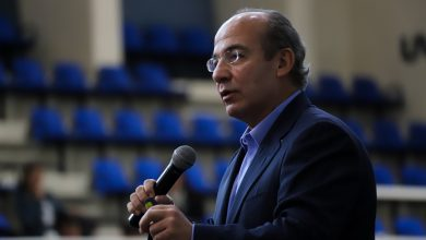 Photo of México Libre Tiene Más Militantes Que Morena, Asegura Calderón