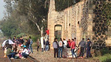 Photo of #Michoacán Normalistas Liberan Vías; Reconoce Carlos Herrera Su Disposición Al Diálogo
