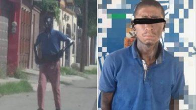 Photo of Pasa En México: Adicto Se Cubre De Grasa Para Zapatos Y Lo Confuden Como Africano