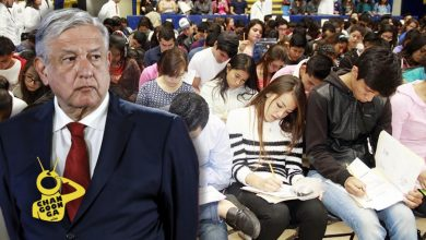 Photo of Insiste AMLO En Eliminar Exámenes De Admisión A Universidades Públicas