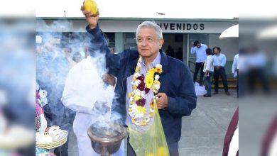 Photo of #Puebla AMLO Recibe Limpia Para Deshacerse De Las Malas Vibras
