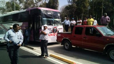 Photo of #México Transportistas Convocan A Paro Nacional Este Martes