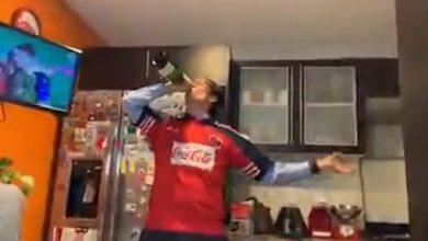 Photo of #Video Aficionado Del Veracruz Festeja Triunfo Ante Puebla Con Champaña