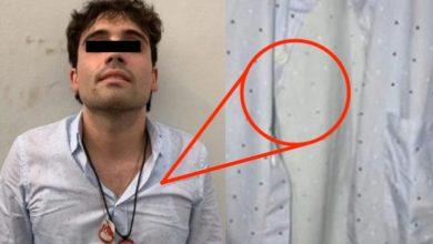 Photo of #WTF! Señalan Que Camisa De Ovidio Guzmán Cuesta 300 Pesitos
