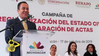 Photo of Michoacanos Podrán Tramitar Acta De Nacimiento Por 128 Varitos En Cualquier Parte Del Mundo
