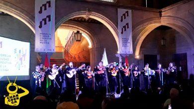Photo of Con Mega Concierto, Festejan 2do. Aniversario De Morelia Como Ciudad Creativa De Música