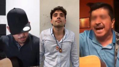 Photo of ¡Es Real! Estos Son Algunos De Los Corridos Del Hijo Del Chapo Guzmán