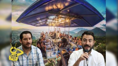 Photo of #Morelia Dinner In The Sky Presenta Platillos Gourmet Que Podrás Disfrutar En Las Alturas