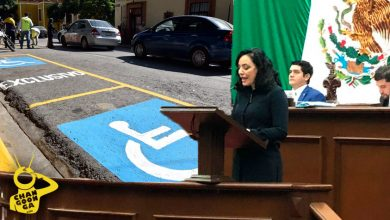 Photo of Diputada Propone Estacionamientos Para Personas Con Discapacidad Temporal