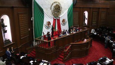 Photo of Diputados Habilitan Explanada De Palacio Municipal De Apatzingán Para Sesionar El Próximo 22 De Octubre