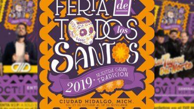 Photo of #Michoacán Anuncia Cd. Hidalgo Su 97 Expo Feria De Todos Los Santos