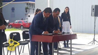 Photo of Fiscalía Y UMSNH Firman Convenio Para Liberación De Servicio Social