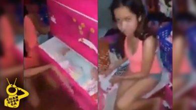 """Photo of HDSPM! Tipa Encierra A Su Bebé En Un Cajón """"Porque Llora Mucho"""""""